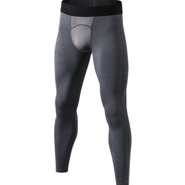 Shop Men S Compression Pants Workout Leggings For Gym Basketball Cycling On Sale Overstock 31153319
