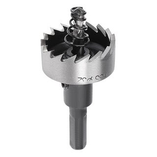 32mm HSS Drill Bit Hole Saw Cutter for Metal Alloy Wood