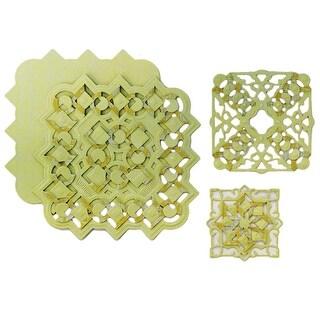 Spellbinders Shapeabilities Cut, Fold & Tuck Dies-Folded Lace