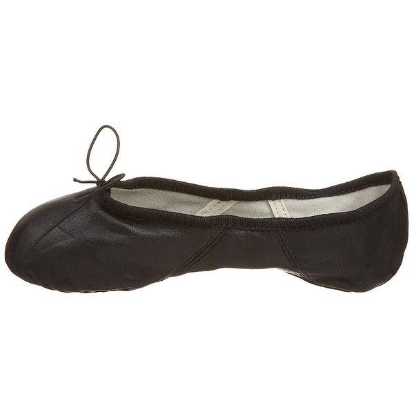 Capezio Women's Juliet Ballet Shoe,Black,10.5 M Us - 10.5m