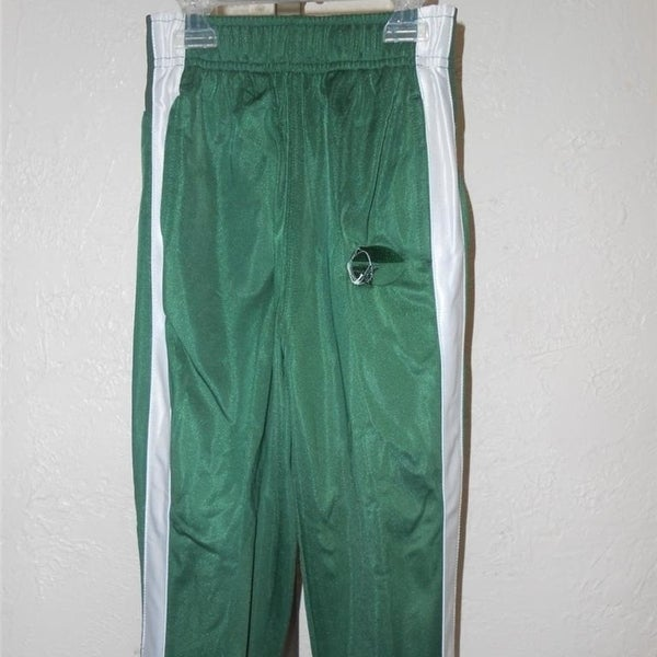 cefccb31e68 Shop Flawed- Kids M Medium (5 6) Green Athletic Pants - Free Shipping On  Orders Over  45 - Overstock - 23031017