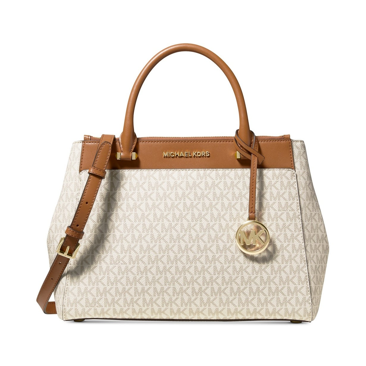 Michael Kors Gibson Large Satchel