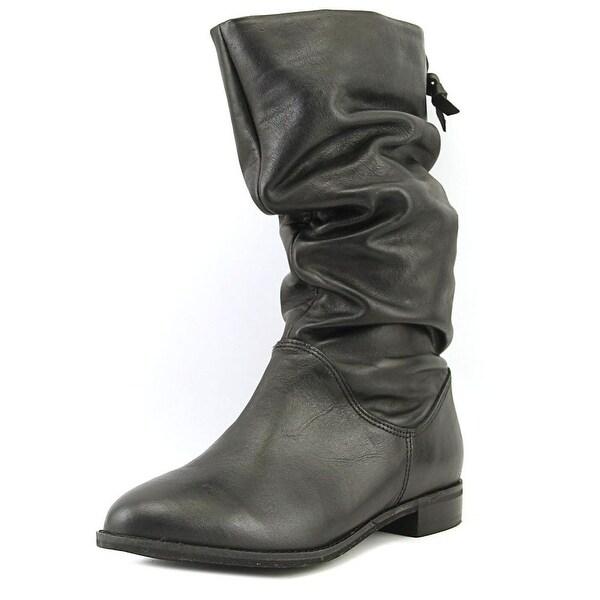 Dune Rosalin Black Boots