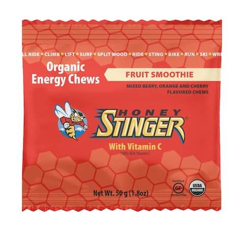 Honey Stinger Energy Chews (Fruit Smoothie/12 count)