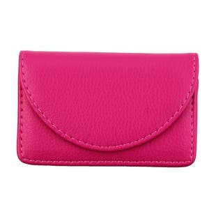 Unisex Travel Work Business Name ID Credit Card Case Organizer Fuchsia|https://ak1.ostkcdn.com/images/products/is/images/direct/fa30fd9453e9d23df649b5eb6bda1977296bbcfa/Unisex-Travel-Work-Business-Name-ID-Credit-Card-Case-Organizer-Fuchsia.jpg?impolicy=medium