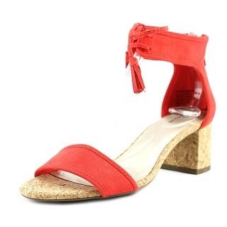 Bandolino Semise Women  Open Toe Canvas  Sandals