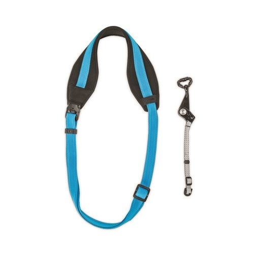 Pacsafe Carrysafe 150 GII - Hawaiian Blue Camera Straps