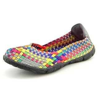 Corkys Sidewalk Round Toe Canvas Loafer