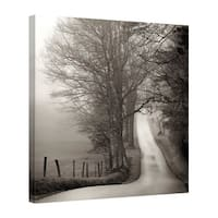 Easy Art Prints Nicholas Bell's 'Cades Cove' Premium Canvas Art