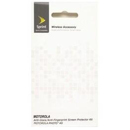 Premium Anti-Glare/Anti-Fingerprint Screen Protectors for Motorola Photon 4G MB8