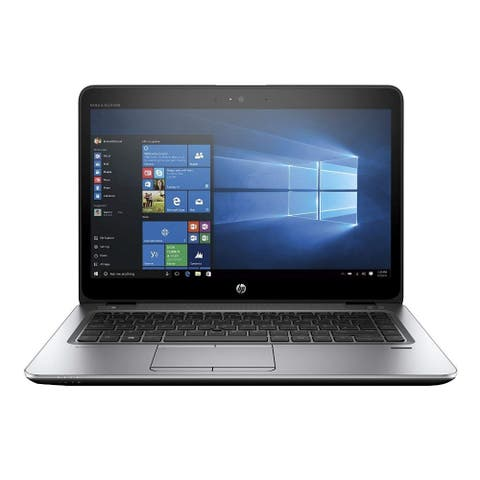 HP Elitebook 745 G3 14.0 in Refurbished Laptop - 8GB 128GB SSD Windows 10 Pro 64-Bit - Webcam