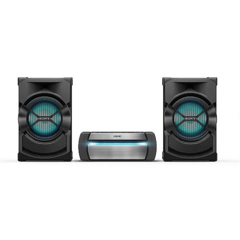 Sony SHAKEX10 High Power Home Audio System with Bluetooth (2017 Model)