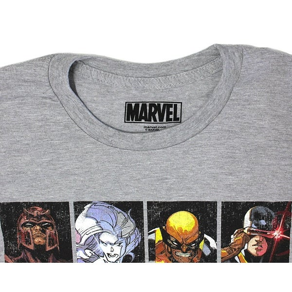Marvel X-Men Distressed Logo Men/'s T-shirt *Officially Licensed*