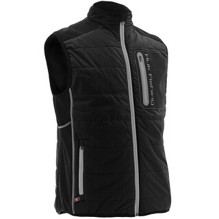 Huk Men's Tetra Black Size Medium Vest
