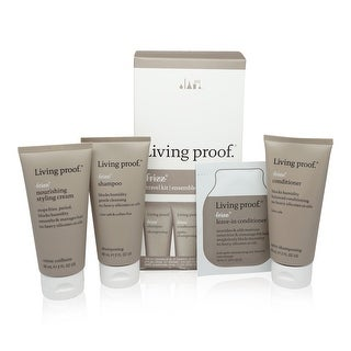 Living Proof No Frizz Travel Kit 3 Count
