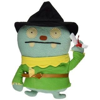 """Ugly Dolls Wizard of Oz 13"""" Plush: Jeero as Scarecrow - multi"""