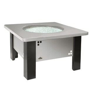 Napoleon PFT Table Riser for the GPF and GPFGP Outdoor Liquid Propane Fireplace - STAINLESS STEEL