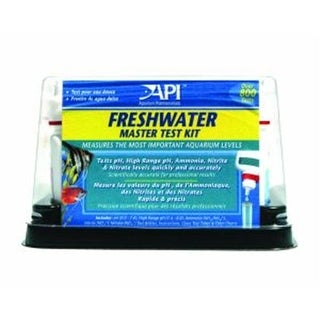 Mars Fishcare Freshwater Master Test Kit - 34
