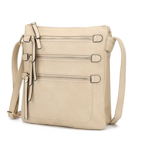 MKF Collection Salome Expandable Crossbody by Mia K.