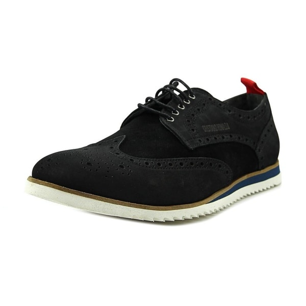 CR7 Indie Men Apron Toe Leather Oxford