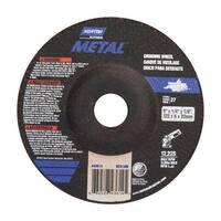 "Norton 66252843614 Metal Grinding Wheel, 5"" x 1/4"" x 7/8"""
