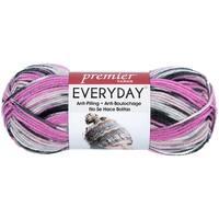 Deborah Norville Collection Everyday Print Yarn-Parfait