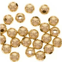 14K Gold Filled Little Round Beads 2.5mm (20)