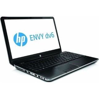 HP ENVY Dv6t-7300 C2Y46AV Notebook PC - Intel Core i5-3230M 2.6 (Refurbished)