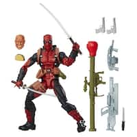 "X-Men Marvel Legends 6"" Deadpool Action Figure - multi"