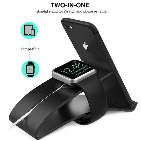 Aluminum Charging Stand for Apple Watch