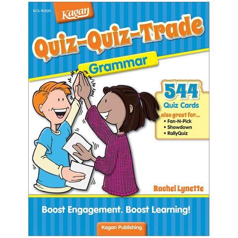 Quiz Quiz Trade Grammar