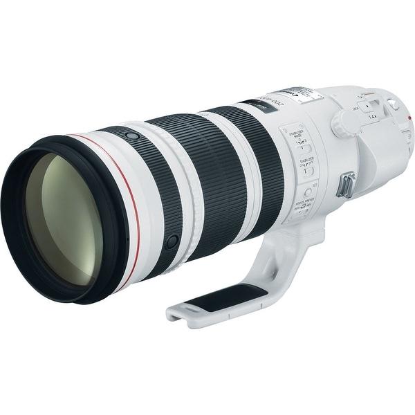 Canon EF 200-400mm f/4L IS USM Lens with Internal 1.4x Extender (International Model)