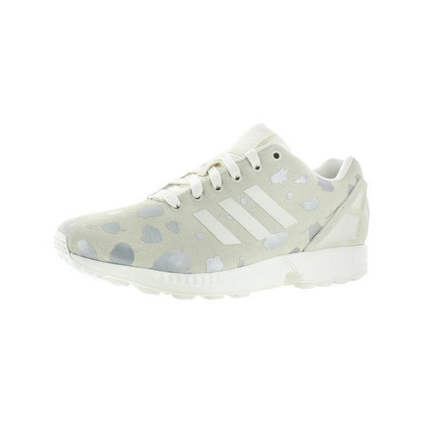 separation shoes 87a78 9bf55 Shop adidas Originals Womens ZX FLux Casual Shoes Suede Animal Print - 9  medium (b,m) - Free Shipping On Orders Over  45 - Overstock - 21942270