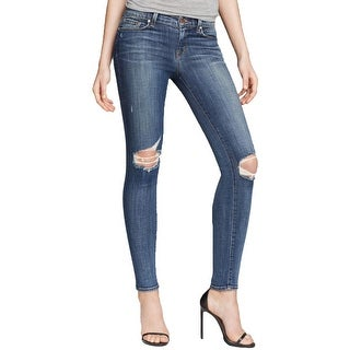 J Brand Womens Skinny Jeans Capri