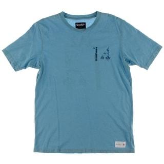 Goodlife Mens Graphic Short Sleeves T-Shirt - M