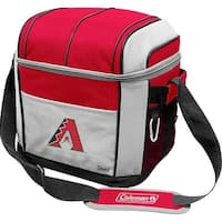 Coleman 24 Can Soft Sided Cooler - Arizona Diamondbacks - Red