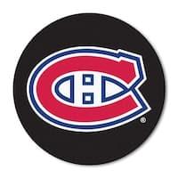 NHL - Montreal Canadiens Puck Mat