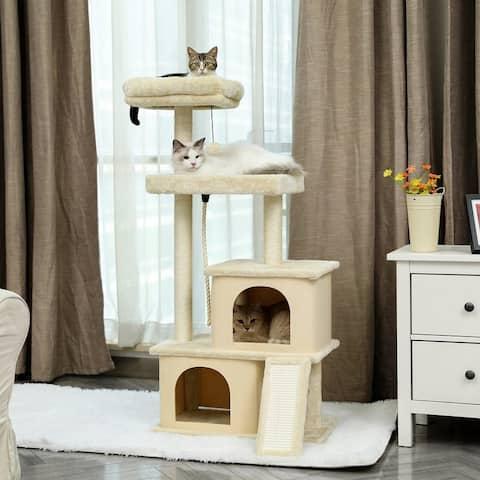 4 Floors Cat House Cat Climbing Frame