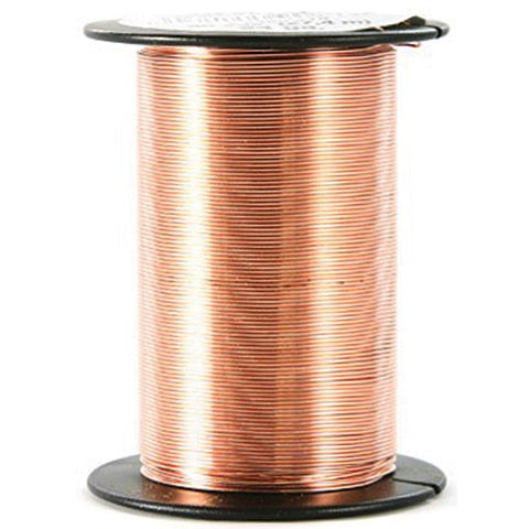 Craft Wire 24 Gauge 25yd-Copper - GOLD