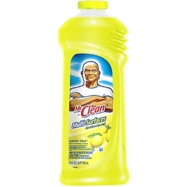 Mr. Clean Antibacterial Multi-Surface Cleaner, Summer Citrus 24 oz