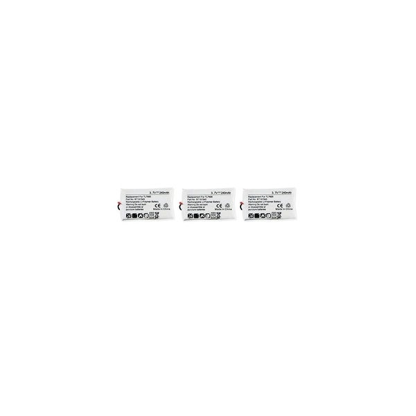 New Replacement Battery For AT&T BT191545 Cordless Phone ( 3 Pack )