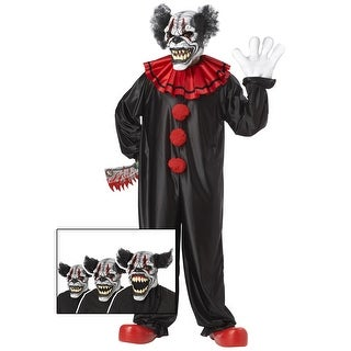 Last Laugh Clown Costume