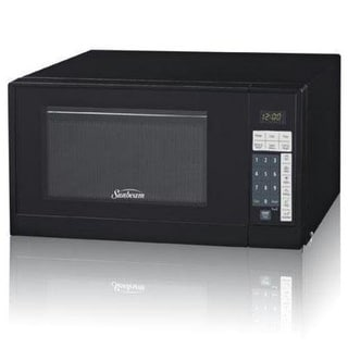 Brentwood - Sgsr902 - Sunbeam .9Cu Microwave Oven Bk