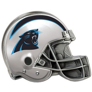 Great American Products Carolina Panthers Helmet Trailer Hitch Cover Helmet Trailer Hitch Cover