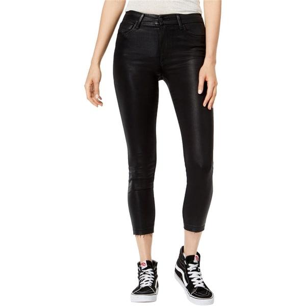 Joe's Womens Coated Skinny Fit Jeans. Opens flyout.