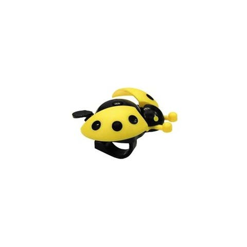 Summit 301-065 summit yellow ladybug bell