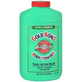 Gold Bond Body Powder Medicated Extra Strength 10 oz
