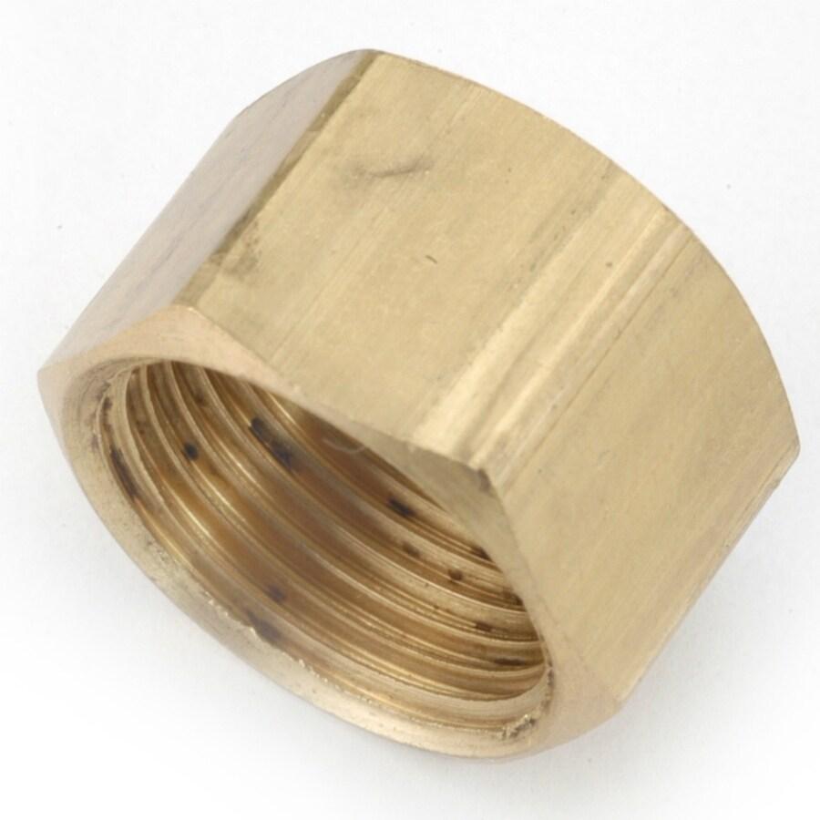 Anderson Metals 710081-10 Lead Free Compression Cap, 5/8
