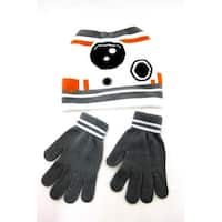 Kids Star Wars BB8 Beanie and Glove Set