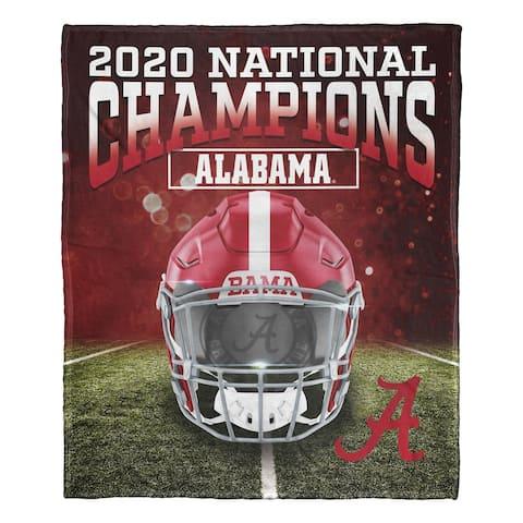 Alabama Crimson Tide 18x NCAA National Football Champions